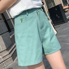 Windune - High-Waist Shorts