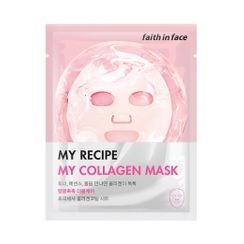 Faith in Face - My Recipe My Collagen Mask Sheet