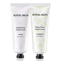 ROYAL SKIN(ロイヤルスキン) - Water Drop Hand Cream 60ml (2 Types)
