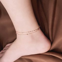 Infini - Layered Anklet