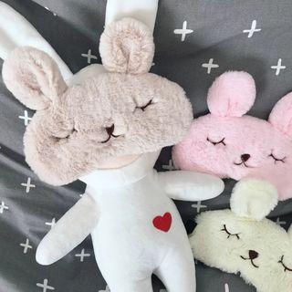 BEANS - Rabbit Sleeping Mask