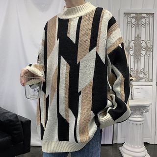 Wescosso - Long-Sleeve Knit Top