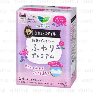 Kao - Laurier Pretty Style Soft Premium Liners 14cm