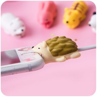 Momoi - Silicone Animal Charging Cable Protector