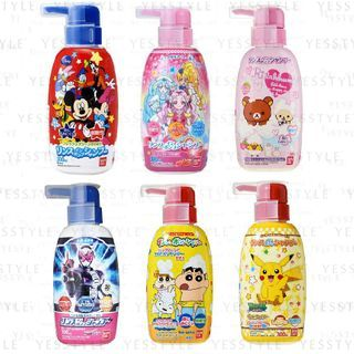 Bandai - Kids Shampoo 300ml - 22 Types