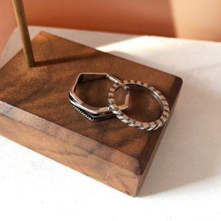 Yambo - Set of 2: Ring