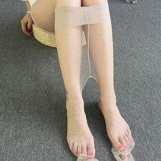MITU - Sheer Tights / Crotchless Tights