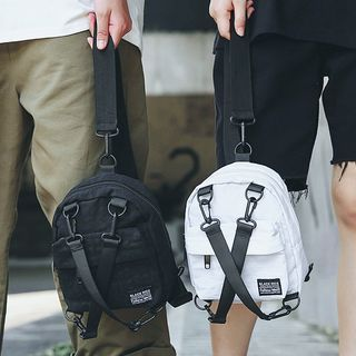 SUNMAN(サンマン) - Nylon Waist Bag