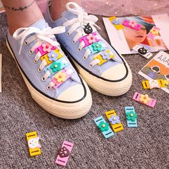 Chichat - Cartoon Shoelace Clip On Accessory