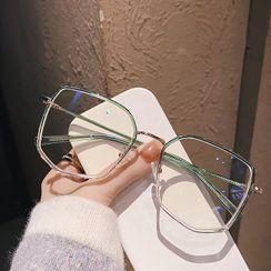 MOL Girl - 方形眼鏡
