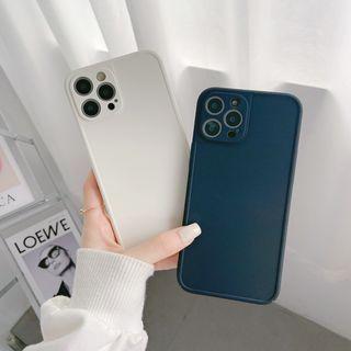 Aion - Plain Phone Case - iPhone 12 Pro Max / 12 Pro / 12 / 12 mini / 11 Pro Max / 11 Pro / 11 / SE / XS Max / XS / XR / X / SE 2 / 8 / 8 Plus / 7 / 7 Plus