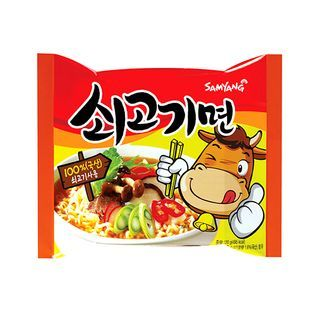 Samyang - Beef Ramen