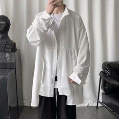 Bay Go Mall - Asymmetrical Shirt