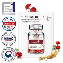 Pure Heals - Ginseng Berry Ginseng Callus Mask