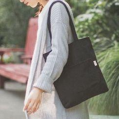 Libra - Corduroy Tote Bag