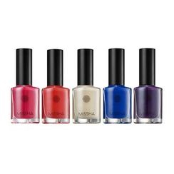 MISSHA - Self Nail Salon Color Look - 5 Colors