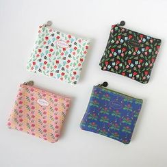 BABOSARANG(バボサラン) - Patterned Mini Pouch