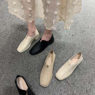 Laceuplux - 方头轻便鞋