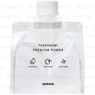SARAYA - Yashinomi Premium Power Dish Washing Detergent Refill