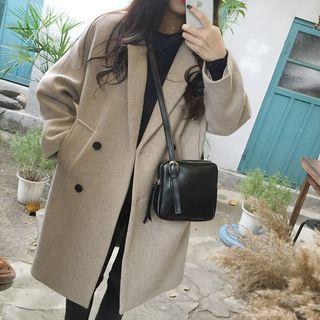 Shimi - Double-Breasted Coat