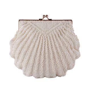 Moonflower - 貝殼形狀手包