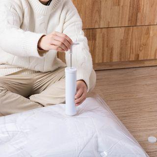 Good Living - Vacuum Air Pump for Garment Organizer
