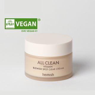 heimish - All Clean Vitamin Blemish Spot Clear Cream