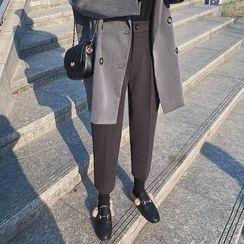 Luminato - Straight-Cut Pants