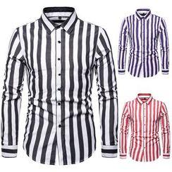 Sheck - Striped Shirt