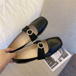 CYOS(サイオス) - Square Toe Flats