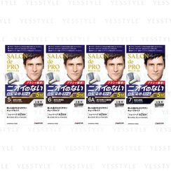 DARIYA 黛莉亞 - Salon De Pro Men's Speedy Hair Color Cream - 4 Types