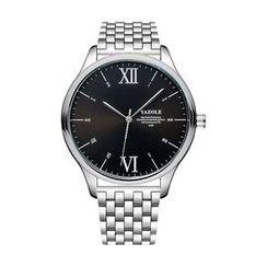 YAZOLE - 羅馬數字手鏈錶