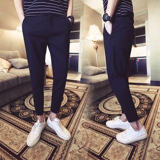 FORSETI - Crop Slim Fit Pants