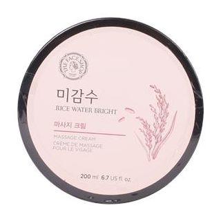 THE FACE SHOP - Rice Water Bright Massage Cream 200ml
