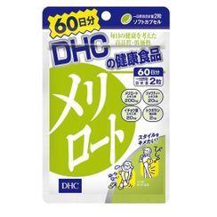 DHC Health & Supplement - Melilot, Leg Slimming (60 Day)