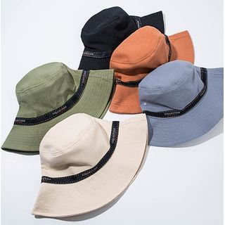 Hat Society - Lettering Bucket Hat