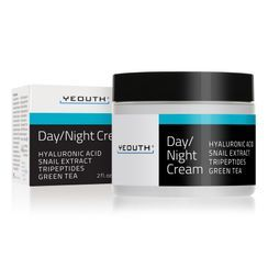 YEOUTH - Day / Night Cream with Hyaluronic Acid, Snail Extract, Tripeptides