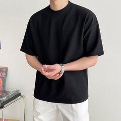 Seoul Homme - Wrinkle-Free Summer T-Shirt