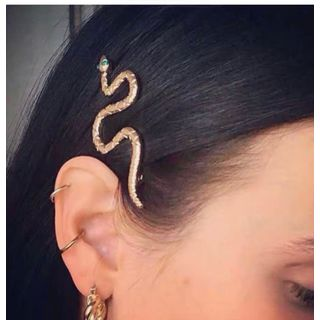 Pouffle - Snake Hair Clip
