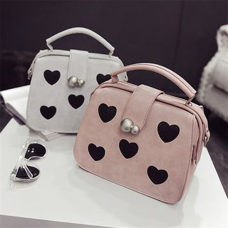 Aishang - Heart Shoulder Bag