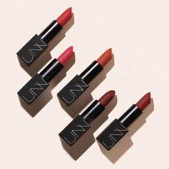 UNNY CLUB - Black Square Lipstick (5 Colors)