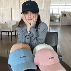 Dute - Lettering Embroidered Cap