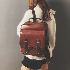 Hydracinthe - Satchel Backpack