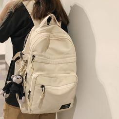 ZOOBAGS - 純色背包 / 掛飾 / 套裝