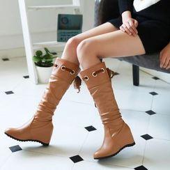 佳美 - 内增高高身靴