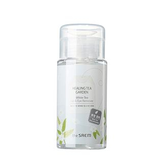The Saem - Healing Tea Garden WhiteTea Lip & Eyes Remover 150ml