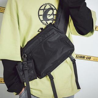 SUNMAN - Nylon Sling Bag
