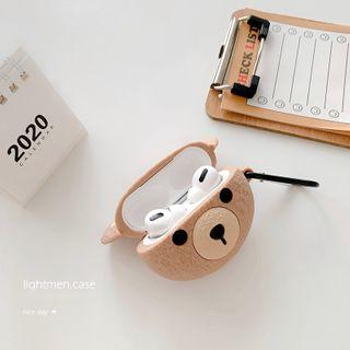 Handy Pie - Bear AirPods / Pro Earphone Case Cover