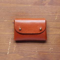 BABOSARANG(バボサラン) - Genuine Leather Name Card Holder