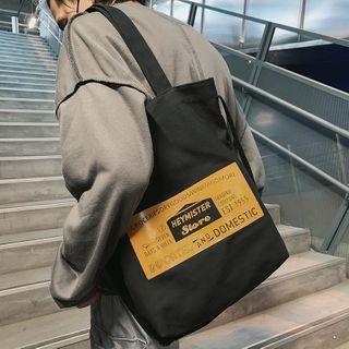 ETONWEAG - Printed Canvas Tote Bag